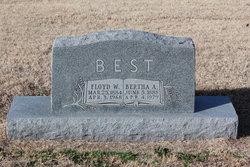 Bertha A <I>Cullison</I> Best