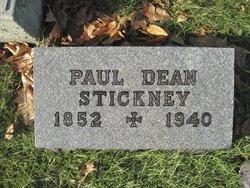 Paul Dean Stickney