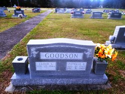Patricia <I>Bradburn</I> Goodson