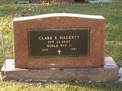 Clare Eugene Hagerty