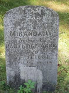 Miranda <I>White</I> Abbe