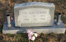 Ada Florence <I>Altis</I> Schorr