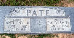 Anthony William Pate