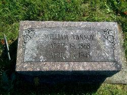 William Vannoy