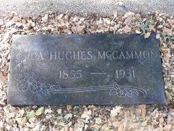 Ida Hughes <I>McElroy</I> McCammon