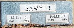 Sgt Harrison Sawyer