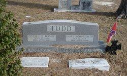 Daniel Washington Todd Sr.