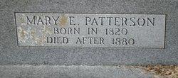 Mary E. <I>Patterson</I> Todd