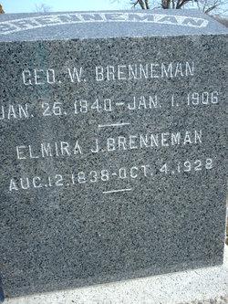 Elmira <I>Grosh</I> Brenneman