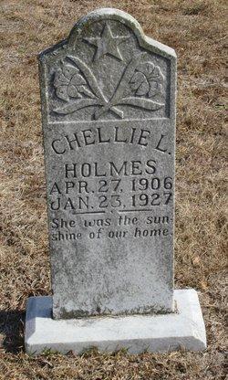 Chellie L. Holmes