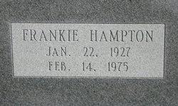 Frankie Hampton Holmes