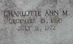 Charlotte Ann Todd