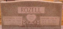 George Etta Rozell