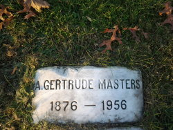 Anna Gertrude Masters