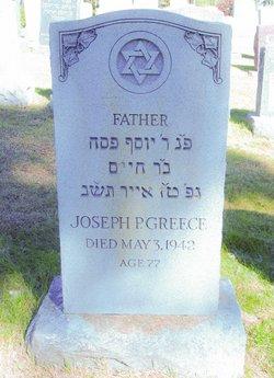 Joseph P. Greece