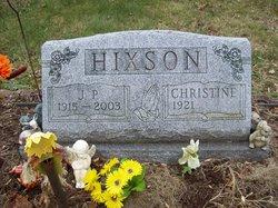 """J.P. (john) """"Hix"""" Hixson"""