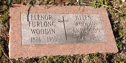 """Elenor """"Nellie"""" <I>Furlong</I> Woodin"""