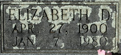 Elizabeth D. Blakeman