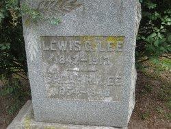 Lewis G Lee