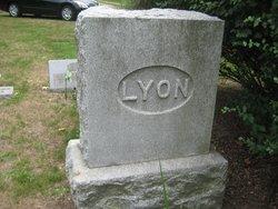 Susan M <I>Walker</I> Lyon