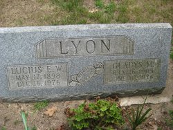 Gladys Marion <I>Stephenson</I> Lyon