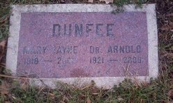 Arnold Dunfee