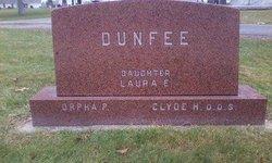 Orpha Pearl <I>Hatfield</I> Dunfee