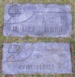 Emily <I>Nowicki</I> LeBold