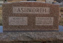Vernon R Ashworth