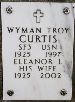 Wyman Troy Curtis