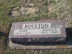 Bonnie Beatrice <I>Hopkins</I> Boulton