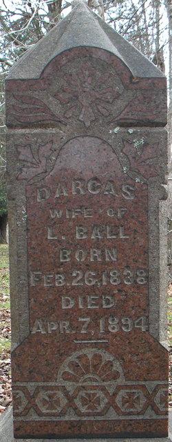 Darcas <I>Hardman</I> Ball