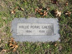 Hallie Pearl <I>Crowder</I> Ghent