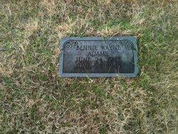 Bennie Wayne Adams