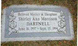 Shirley Ann Dartnell