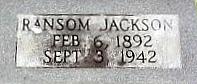 Ransom Davis Jackson