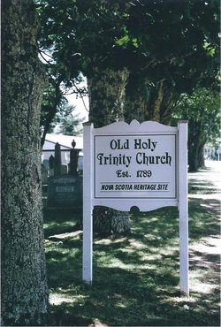 Old Holy Trinity Anglican Church Cemetery