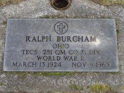 Ralph Burcham