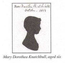 Mary Dorothea <I>Knatchbull</I> Knight