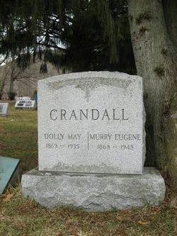 Dolly May <I>Jobe</I> Crandall