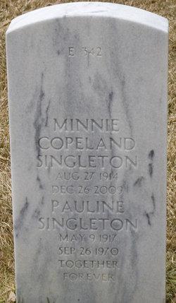 Pauline Singleton