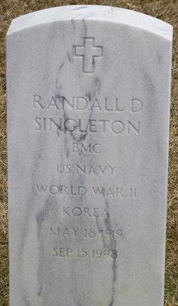 Randall D Singleton