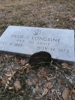 Pvt Fred J. Longbine