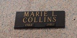 Marie <I>LaPrarie</I> Collins