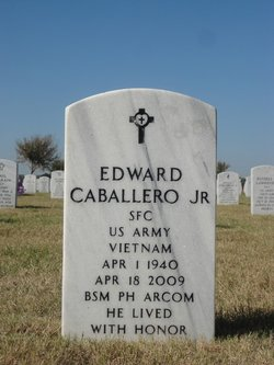 Edward Caballero, Jr