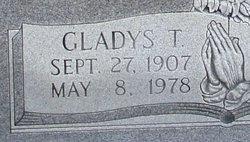 Gladys T <I>Tyler</I> Davis