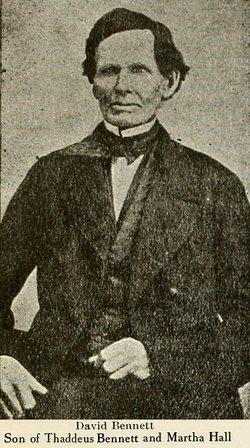 Rev David Bennett