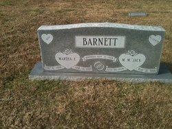 """Morris Milton """"Jack"""" Barnett"""