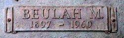 Beulah Mae <I>Summry</I> Cantrell