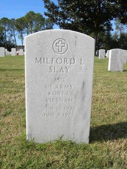 Milford Leroy Slay